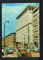 POLAND  -  Warsaw  Grand Hotel  Used Postcard - Poland