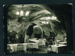 POLAND  -  Jablonna  Diplomatic Club Dining Room  Used Postcard - Poland