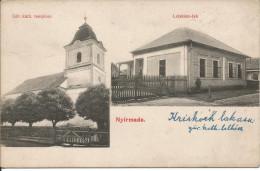 1900/1905 - NYIRMADA, Gute Zustand, 2 Scans - Hongrie