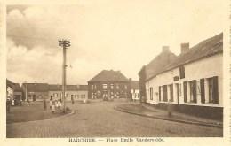 HARCHIES : Place Emile Vandervelde - Editeur C. Marlot, Harchies - Bernissart