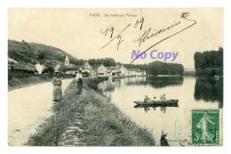 VAUX - Les Bords De L'Yonne - Otros Municipios