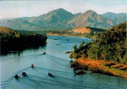 VIETNAM    SIGHTSEEING  HILL  HUE---COLLINE DES PAYSAGES  HUE     (VIAGGIATA) - Vietnam