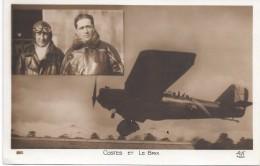 AVIATEURS - COSTES Et LE BRIX - Aviatori
