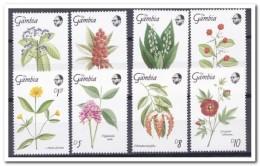 Gambia 1989, Postfris MNH, Flowers - Gambia (1965-...)
