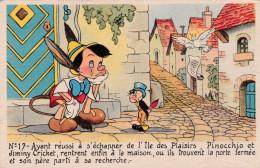 PINOCCHIO ED. WALT DISNEY N° 17 (DIL99) - Disney