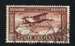 EGITTO) REGNO 1926 Linea Il Cairo Bagdad PA USED. YT N.2 - Egypt