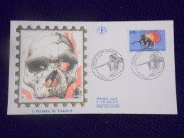 1992 - N°2759 - Homme De Tautavel - FDC