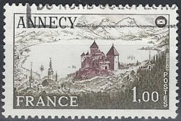 1977 - N° 1935 : 50e Congrès National De La Fédération Des Sociétés Philatéliques à Annecy - Frankreich