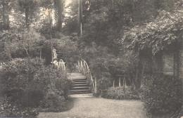 CPA BRUXELLES IXELLES PARC - Forêts, Parcs, Jardins