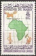 Maroc 1960 - Commission Economique Pour L'Afrique à Tanger - Neufs** MNH  - Scott N° 35 - Maroc (1956-...)