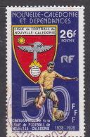 New Caledonia SG 606 1978  50th Anniversary Of Football League Used - New Caledonia