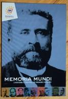 Jean Jaurès - Carte 1er Jour ( FDC ) - Memoria Mundi - Montpellier Odysseum - Place Du XIXème Siècle - (n°6176) - Personnages