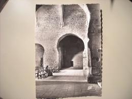 PYRENEES ORIENTALES ABBAYE DE ST MICHEL DE CUXA TRANSEPT DE L'EGLISE ARCS OUTRE PASSES - France