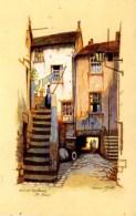 MISCELLANEOUS ART - ST IVES - COURT COCKING - ANNE CROFT Art73 - St.Ives