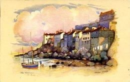 MISCELLANEOUS ART - ST IVES - THE WARREN - ANNIE CROFT Art74 - St.Ives