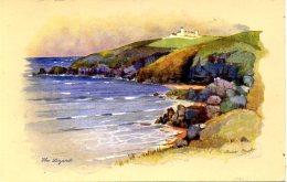 MISCELLANEOUS ART - THE LIZARD - ANNE CROFT Art75 - England