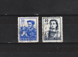 1955 Serie Courante /METIERS,   MI No 1545/1546 Et Y&T No 1386-1388   Serie Complete - 1948-.... Republics