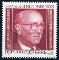 Österreich - Michel 1684 - ** Postfrisch (C) - Hans Kelsen - 1945-.... 2ª República