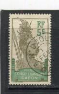 GABON - Y&T N° 36° - Gabon (1886-1936)