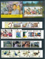 BRUNEI Mi.Nr. 598-625, Block 25,26  Jahrgang 2001 - Used - Brunei (1984-...)