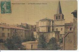BAGNOLS-SUR-CEZE - LE SQUARE JOSEPH THOME - Bagnols-sur-Cèze