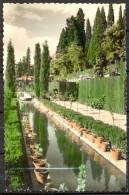 Espagne - Granada - Jardines Del Generalife - Colorisée - 1022 - Granada