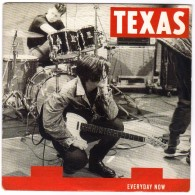 """45 T  TEXAS  """" EVERYDAY NOW """" - New Age"""