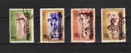 1955 -  PRODUITS D´ELEVAGE,  MI No 1551/1554 Et Y&T No 1430/1433 - Usado