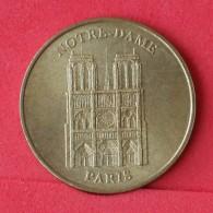 NOTRE DAME  MONAIE DE PARIS    - (Nº15126) - Monnaie De Paris