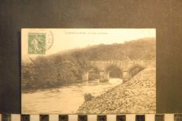 CP, 87, SAINT DENIS DES MURS Le Pont Du Rateau Edition Bachellerie - Otros Municipios