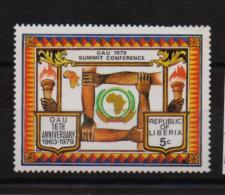 Liberia 1979, OAU, Minr 1094, MNH - Liberia