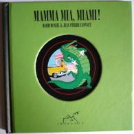 """MAMMA MIA, MIAMI ! Album BD Allemand """"LIGNE CLAIRE"""" /style Swarte Ted Benoit Floc'h Et Chaland / Par McNeil Et LYONNET - Books, Magazines, Comics"""