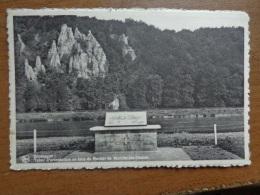Brumagne, Table D'orientation En Face Du Rocher De Marche Les Dames --> 1939 - Namen