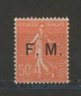 +++ A SAISIR!!! -80% Sur PARFAIT  N°6  NEUF**  De 1929           SCAN CONTRACTUEL - Franchigia Militare (francobolli)
