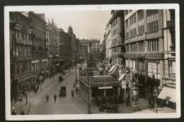 Austria 1935 Graben Street Wien Vienna Vintage Picture Post Card To France # PC24 - Wenen