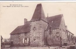 Cpa-61-ceaucé-vieux Manoir Du Bois Vezin-edi Levasseur N°26 - France