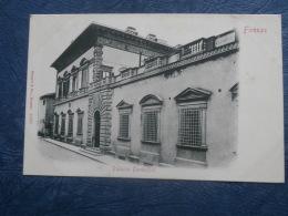 Firenze  Palazzo Pandolfini - Ed. Stengel 11459 - Précurseur - L259 - Firenze (Florence)