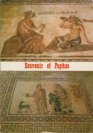 PAPHOS    SOUVENIR OF  PAPHOS    (VIAGGIATA) - Cipro