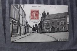 ZZ - 45 - PUISEAUX - RUE DE PARIS - Café Eug. Martin - Puiseaux