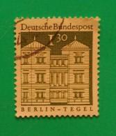 1966 ALEMANIA BUNDESPOST. USADO - USED. - [7] Federal Republic