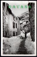 65 Les Soports D'hiver Au Col De PUY-MORENS - Une Rue Du Village De Porté - Frankrijk