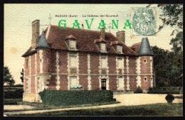 27 RUGLES - Le Chateau De L'Ecureuil - Andere Gemeenten
