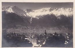 Innsbruck Gegen Norden * Tirol * Verlag A. Künz - Ohne Zuordnung