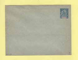Martinique - Entier Postal - Enveloppe 147x112 - 15c - Rabat Colle