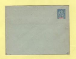 Diego Suarez - Entier Postal - Enveloppe 147x112 - 15c - Rabat Colle