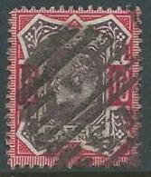 1902 GRAN BRETAGNA USATO EFFIGIE EDOARDO VII 10 P - U3-2 - 1902-1951 (Re)