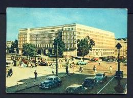 POLAND  -  Warsaw  Dom Partii  Used Postcard - Poland