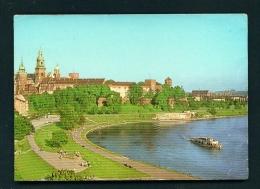 POLAND  -  Krakow  Used Postcard - Poland
