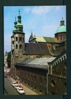 POLAND  -  Krakow  Romanski Kosciol  Used Postcard - Poland
