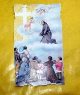 ITALIA 1931 - ANTICO SANTINO SANT'ANTONIO DA PADOVA - Imágenes Religiosas